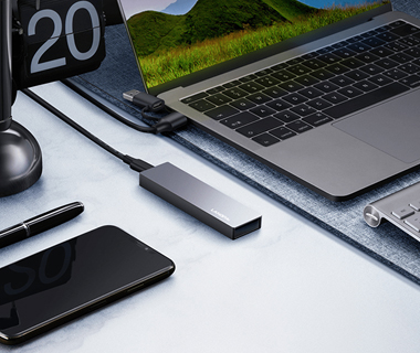 The Best USB Type-C Tool-free Enclosure for M.2 NVMe SSD in 2020