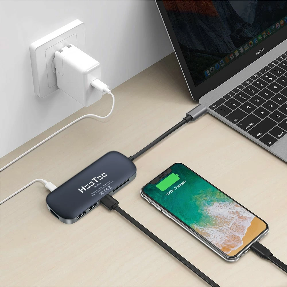 is it good to buy hootoo usb c hub in 2021? Pros & Cons
