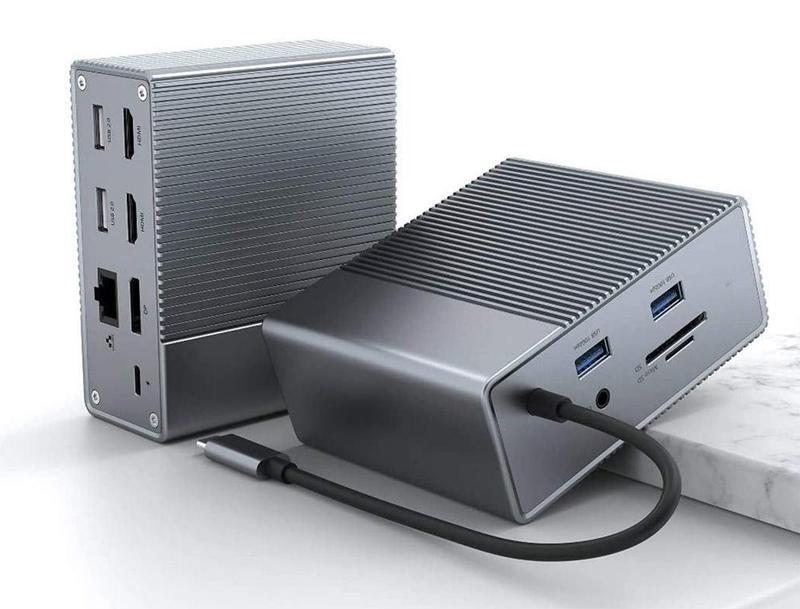 USB C docking station Manufacturing: Best Dock Station Apple Macbook Pro in 2021